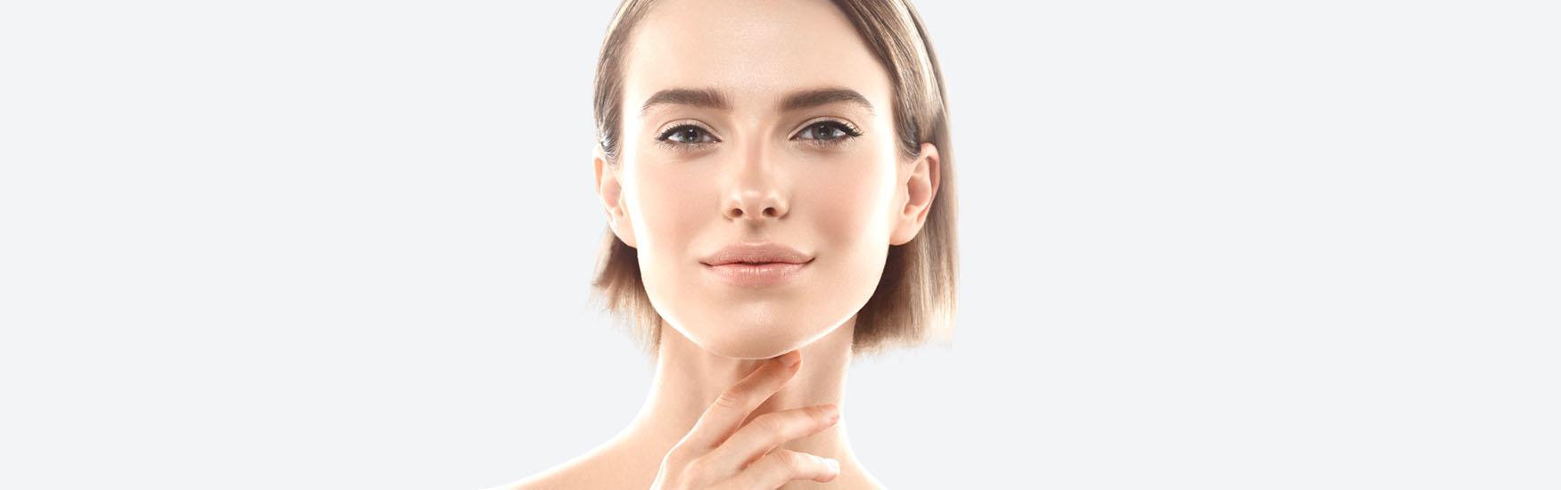 Ултразвуково почистване на лице плюс маска от студио за красота Визия Пловдив