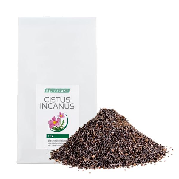 ЛР ЛАЙФТАКТ Цистус Инканус чай поръчай онлайн от студио за красота Визия Пловдив