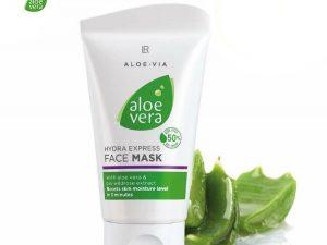 ЛР АЛОЕ ВИА Алое Вера Експресно хидратираща маска за лице поръчай онлайн от студио за красота Визия Пловдив