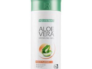 LR LIFETAKT Aloe Vera гелът за пиене с вкус на праскова подпомага енергиния ви метаболизъм. Освен това е с приятен сладък вкус и е без добавена захар от Студио за красота Визия Пловдив
