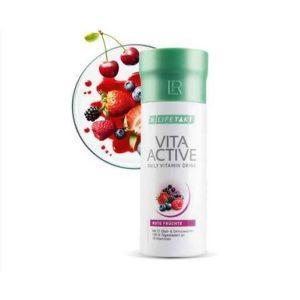 ЛР ЛАЙФТАКТ Вита Актив 100% снабдяване с витамини само с една чаена лъжичка