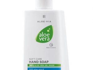 ЛР АЛОЕ ВИА Алое Вера Нежно почистващ крем-сапун за ръце поръчай онлайн от студио за красота Визия Пловдив