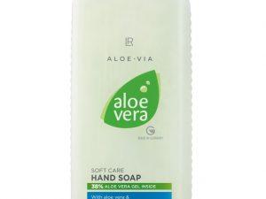 ЛР АЛОЕ ВИА Алое Вера Нежно почистващ крем-сапун за ръце (пълнител) поръчай онлайн от студио за красота Визия Пловдив